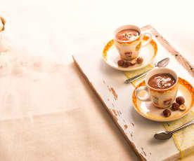 Hazelnut Chocolate Atole