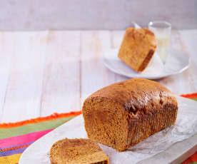 Pan de chipotle y tequila