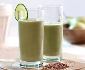 Pear and Cucumber Smoothie