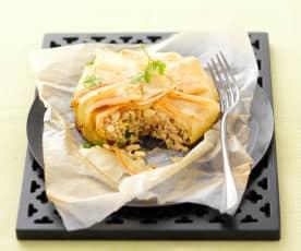 Pastilla met kip