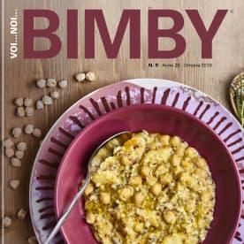 menu settimanale della dieta bimby