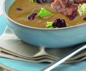 Zuppa di verdure invernali