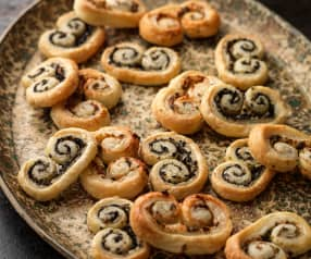 Palmiers Two Ways