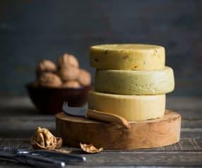 Cashew cheddar cheese