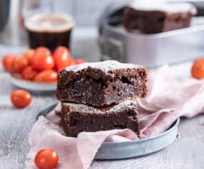 Pomidorowe brownie