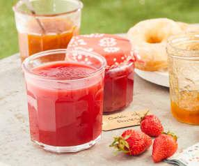 Gelée de fraise