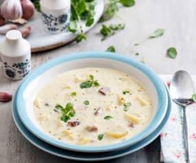 Zupa bryndzowa