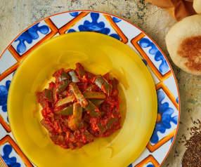 Taktouka (Insalata marocchina)