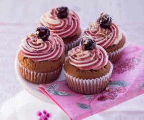 Amaretové cupcaky