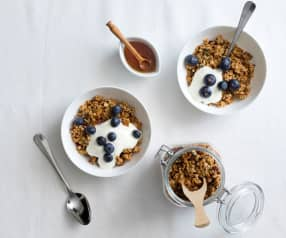 Vanilla and honey toasted muesli