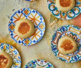 Makhmar (Focaccia marocchina)