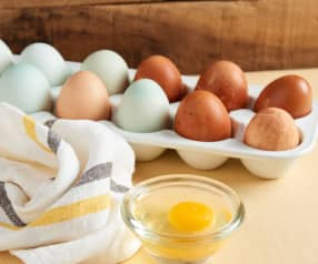 Pasteurized Eggs