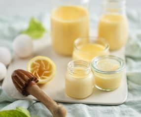 Krem cytrynowy (lemon curd) – 1300 g