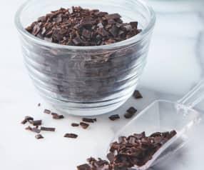 Chispas de chocolate amargo (50% cacao)