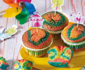 Muffin arcobaleno
