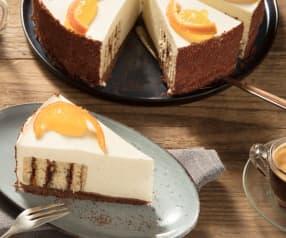 Pomerančový dort se zakysanou smetanou