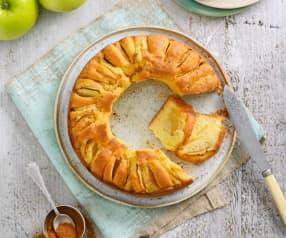 Rosca de manzana