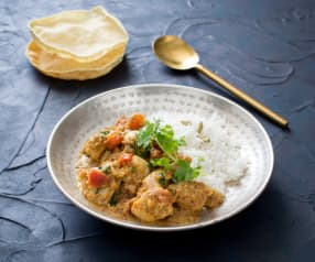 Everyone's favourite chicken curry