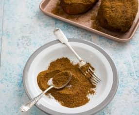 Aussie spice rub