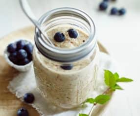 Porridge à l'amande