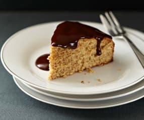Ořechový koláč (bez lepku)