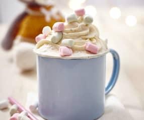 Vanille-Marshmallow-Drink (heiß)