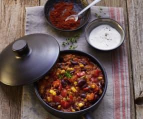 Chili con Grünkern
