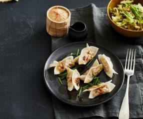 Dumplings (raviolis chinois)