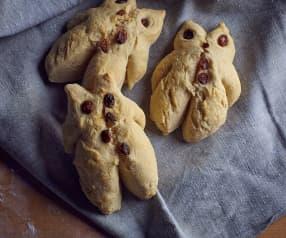 Krampus di pane dolce