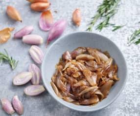 Schalotten anbraten (250 g)