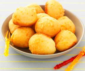 Choux brésiliens au fromage sans gluten