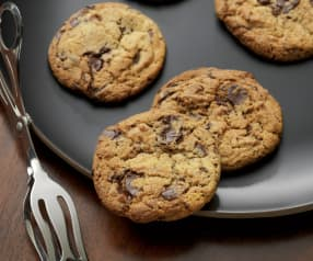 巧克力脆片餅乾