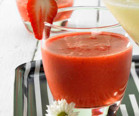 Strawberry Margarita frozen
