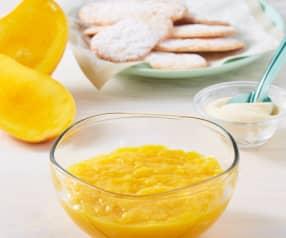 Gelée de mango