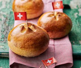 Petits pains du 1er août