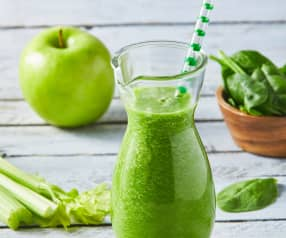 Jugo verde pre-work out