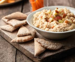 Apple Spiced Houmous