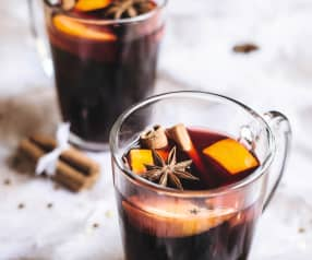Vin chaud alsacien de Noël