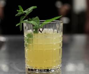 Ingwer-Limetten Drink