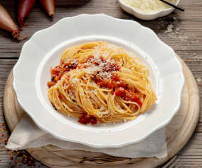One Pot Spaghetti all`arrabbiata