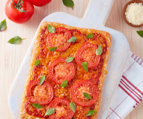 Costra para pizza Keto