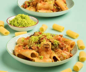 "Hendl-Rigatoni ""all in one"""