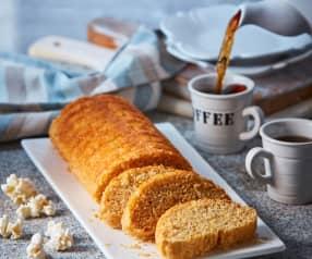 Pan de palomitas de maíz (sin gluten)