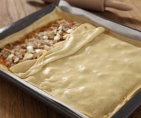 Masa para empanada con levadura