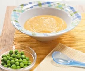 Gemüseallerlei mit Kalbfleisch