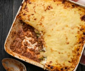 Lasagne niskowęglowodanowa