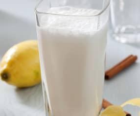 Batido de leche merengada