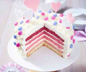Babyparty-Torte