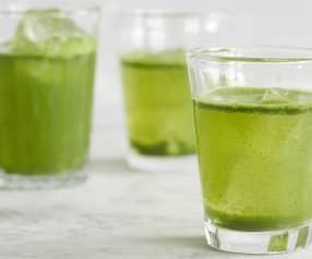 Limonade aux herbes