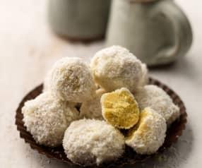 Turmeric and Coconut Bites